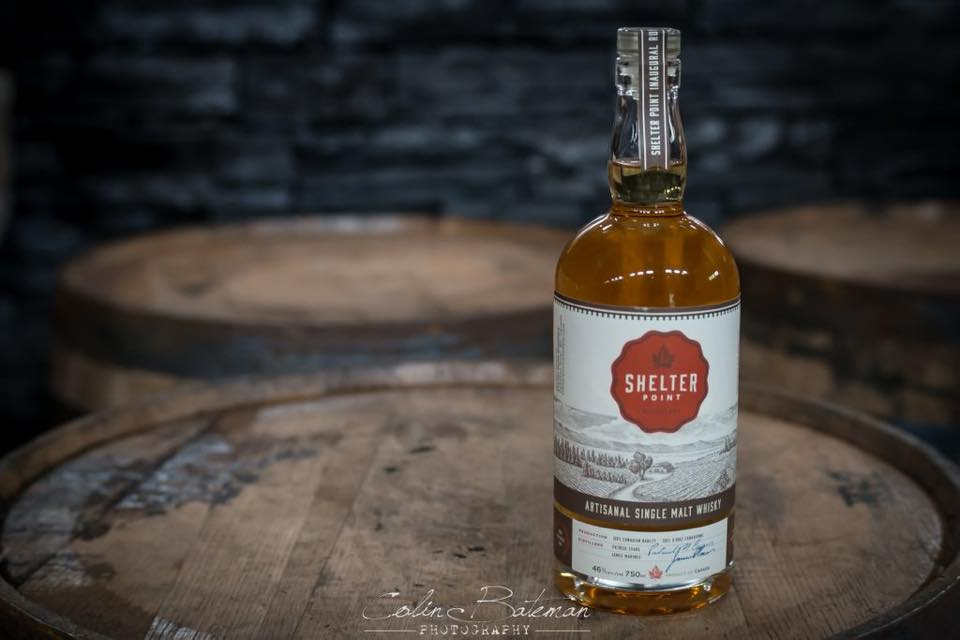 Shelter Point Single Malt 2