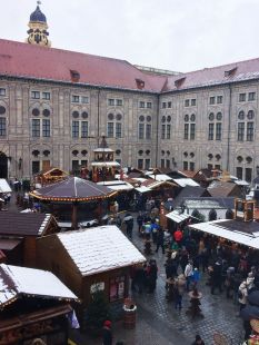 Munich - marché de Noël