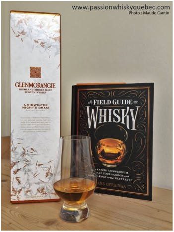 Glenmorangie Winter - Passion Whisky Quebec