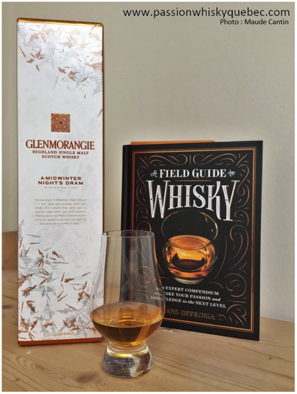 Glenmorangie Winter - Passion Whisky Quebec