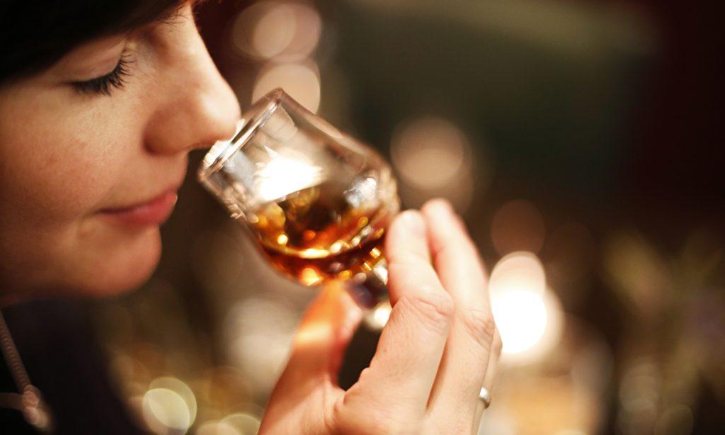 Becky Barnicoat tastes whisky