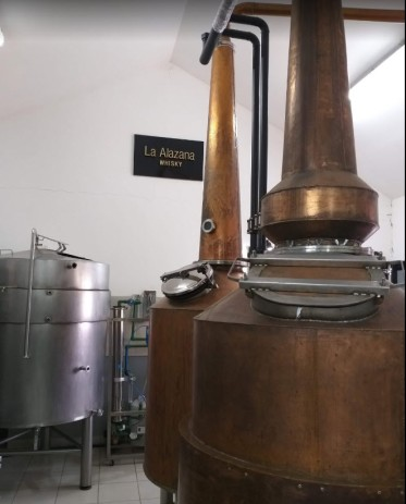 Alanzana - Pot Still2