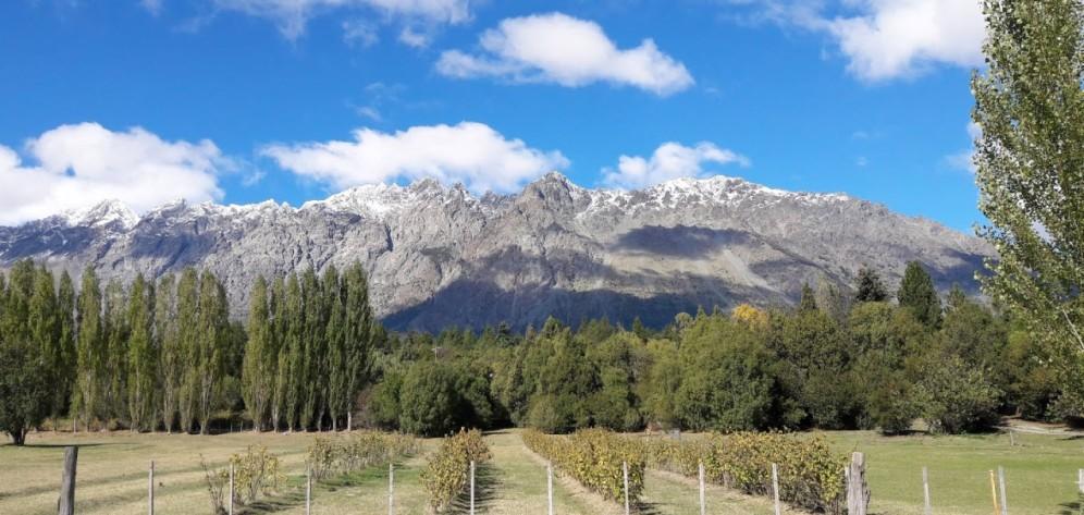 Alazana - à travers les montagne Patagonie