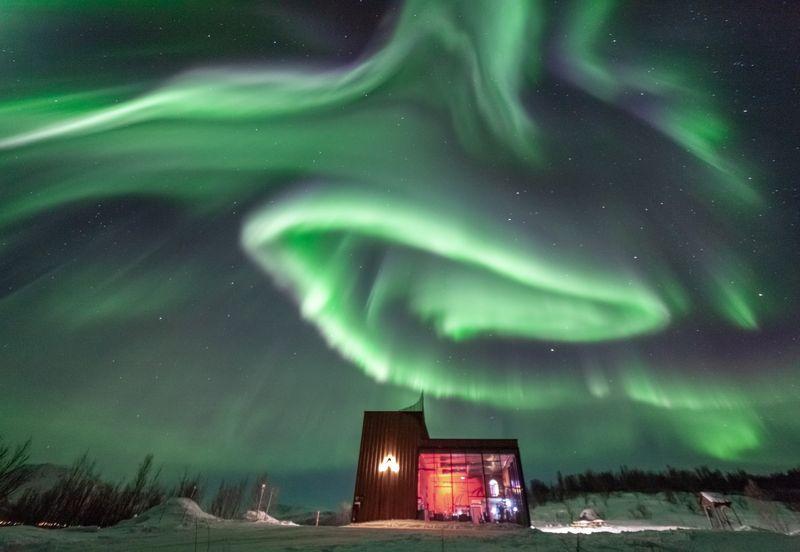 Aurora - Aurores borréales2